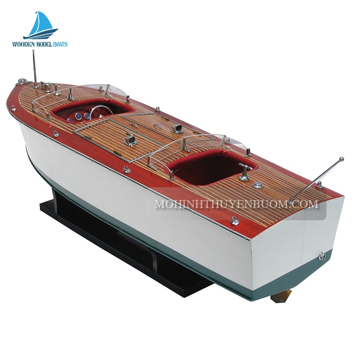 thuyền đua mae west runabout