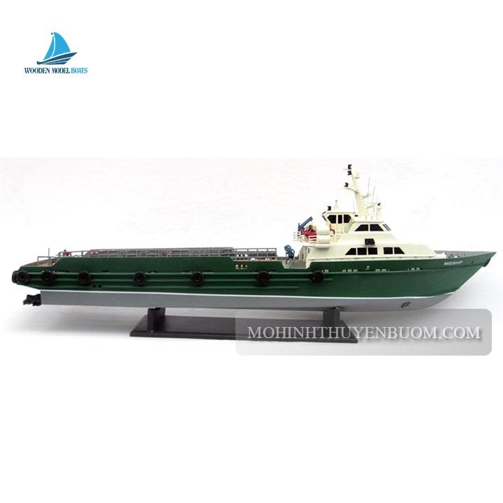 thuyền đánh cá midship