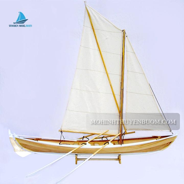 tàu thuyền truyền thống oselver – clinker built
