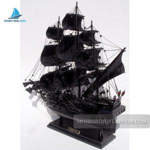 Mô hình Thuyền gỗ PIRATE SHIP CARRIBEAN