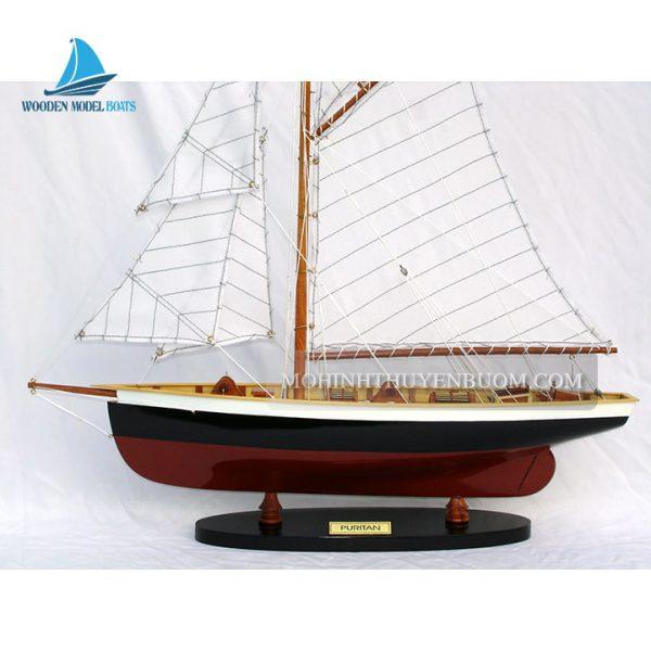Thuyền Buồm Puritan Painted