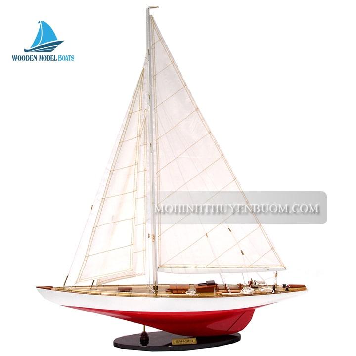thuyền buồm ranger painted