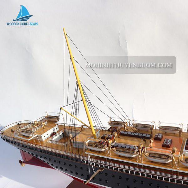 Thuyền Du Lịch Rms Campania
