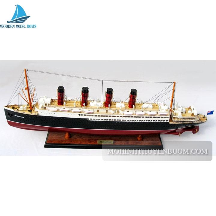 Thuyền Du Lịch RMS & HMHS MAURETANIA