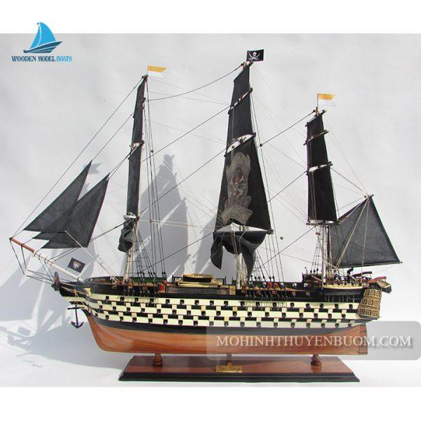mô hình thuyền gỗ rum's revenge