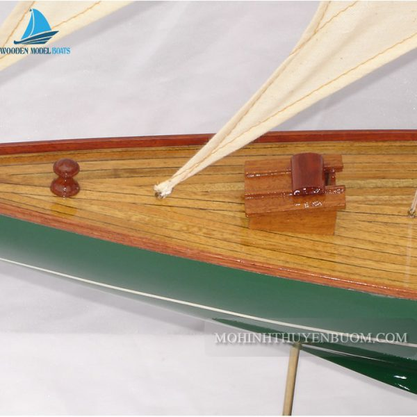 thuyền buồm shamrock green