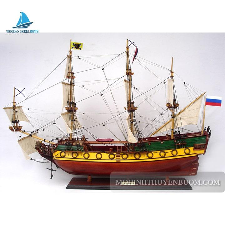 top 6 mô hình thuyền để bàn đẹp và sang trọng