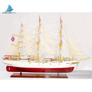 Mô hình Thuyền gỗ SORLANDET