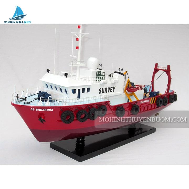 Thuyền thương mại SS BARAKUDA