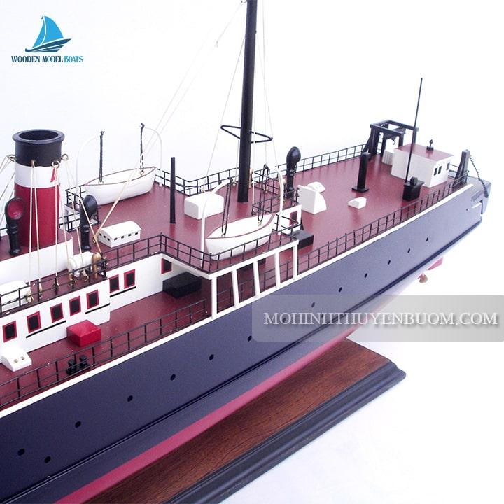 Thuyền thương mại SS CITY OF MILWAUKEE FERRY