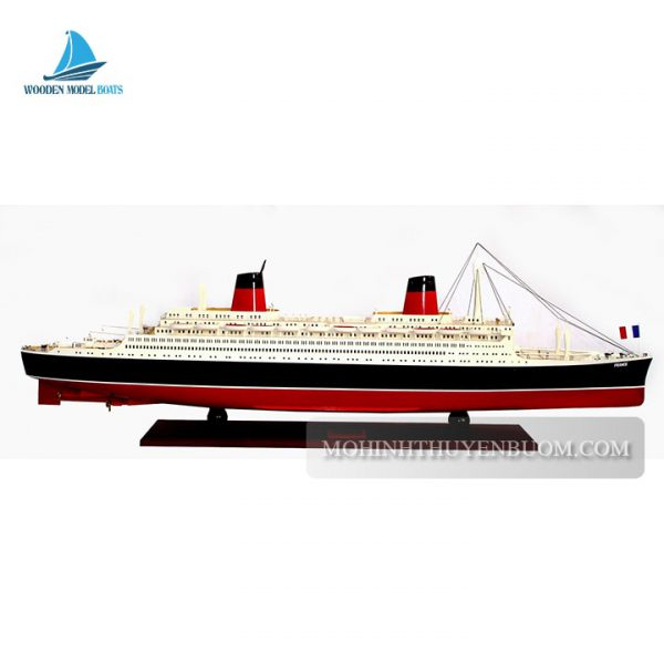 Thuyền Du Lịch Ss France