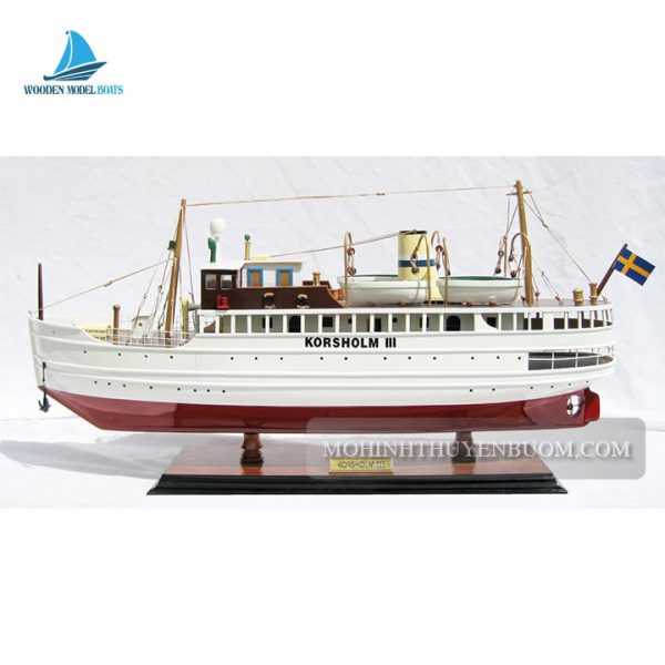 thuyền du lịch ss korsholm iii