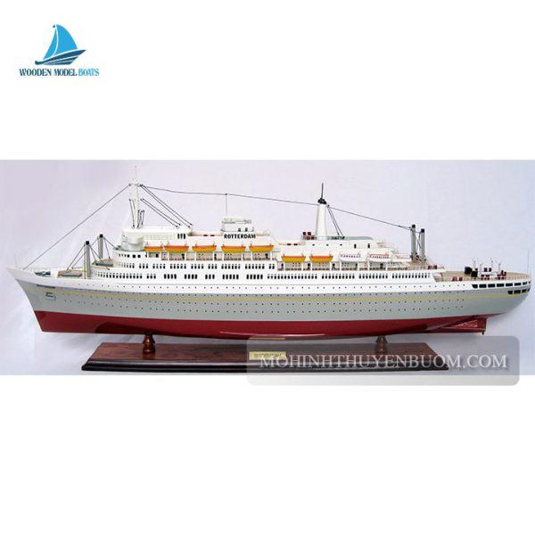 thuyền du lịch ss rotterdam