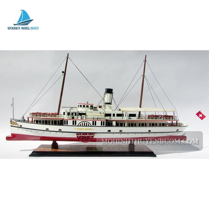 thuyền du lịch stadt luzern