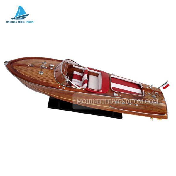 thuyền đua super riva aquarama painted