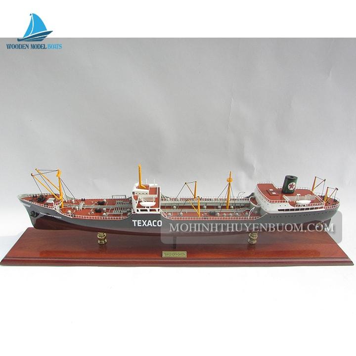thuyền thương mại texaco north dakota