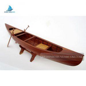tàu thuyền truyền thống traditional canoe