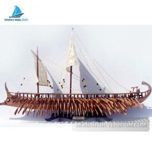 Tàu Thuyền Truyền Thống TRIREME