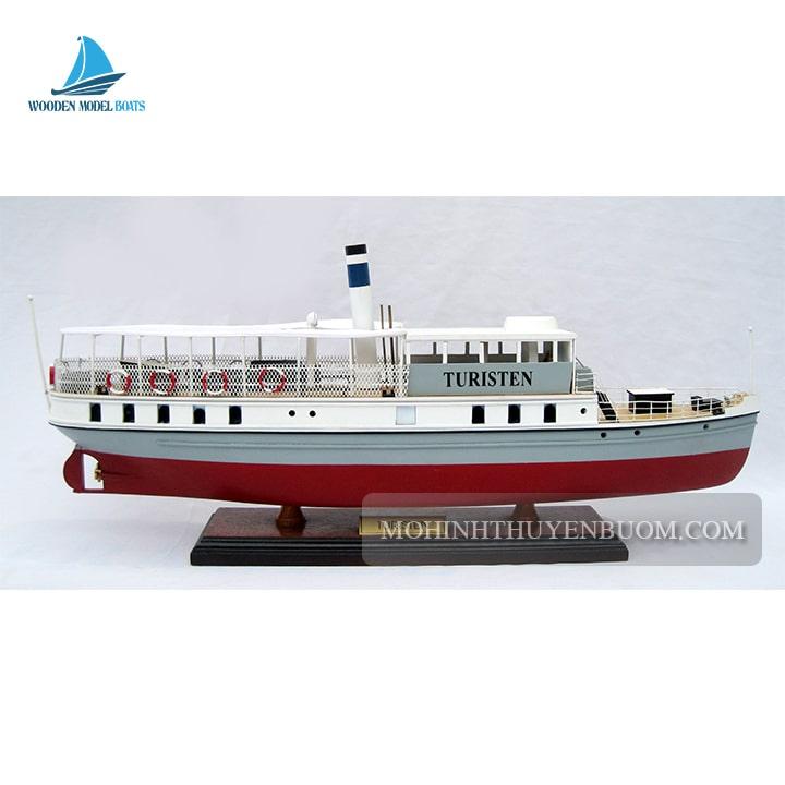 thuyền du lịch turisten
