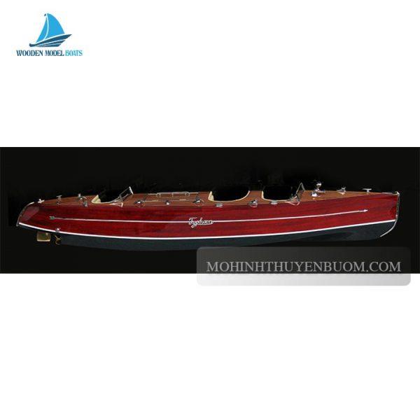 Thuyền Tranh Typhoon Half-Hull