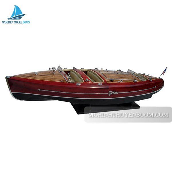 thuyền đua typhoon painted