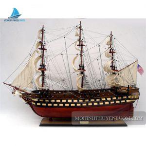 Mô hình Thuyền gỗ USS NORTH CAROLINA