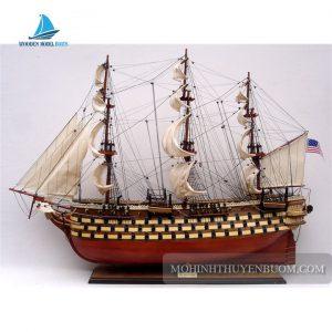 Mô hình Thuyền gỗ USS PENNSYLVANIA