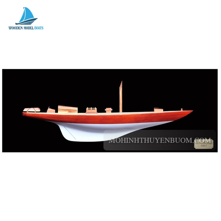 thuyền tranh william fife half-hull