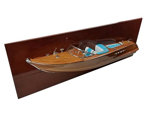 mô hình thuyền tranh, tranh ghép gỗ