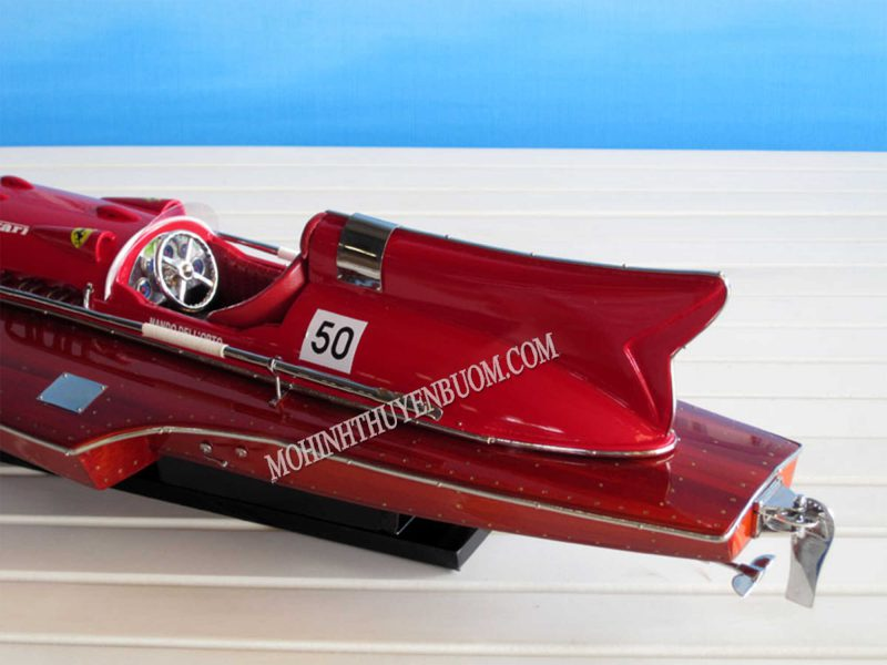 Thuyền Đua Ferrari Hydroplane 50Cm
