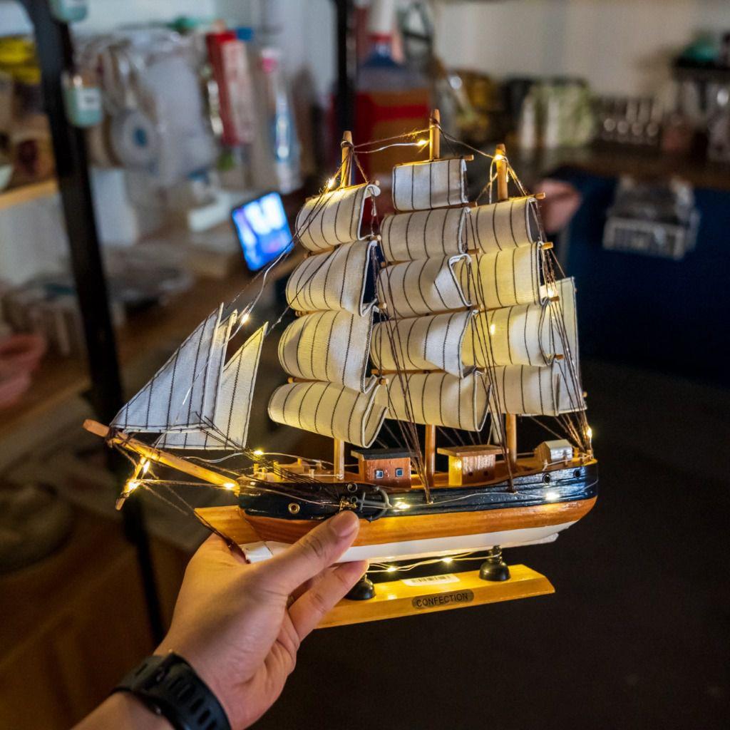 mua mô hình thuyền buồm phong thủy